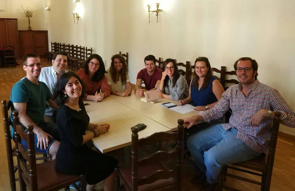 PROYECTOS DE VERANO: reunión balance