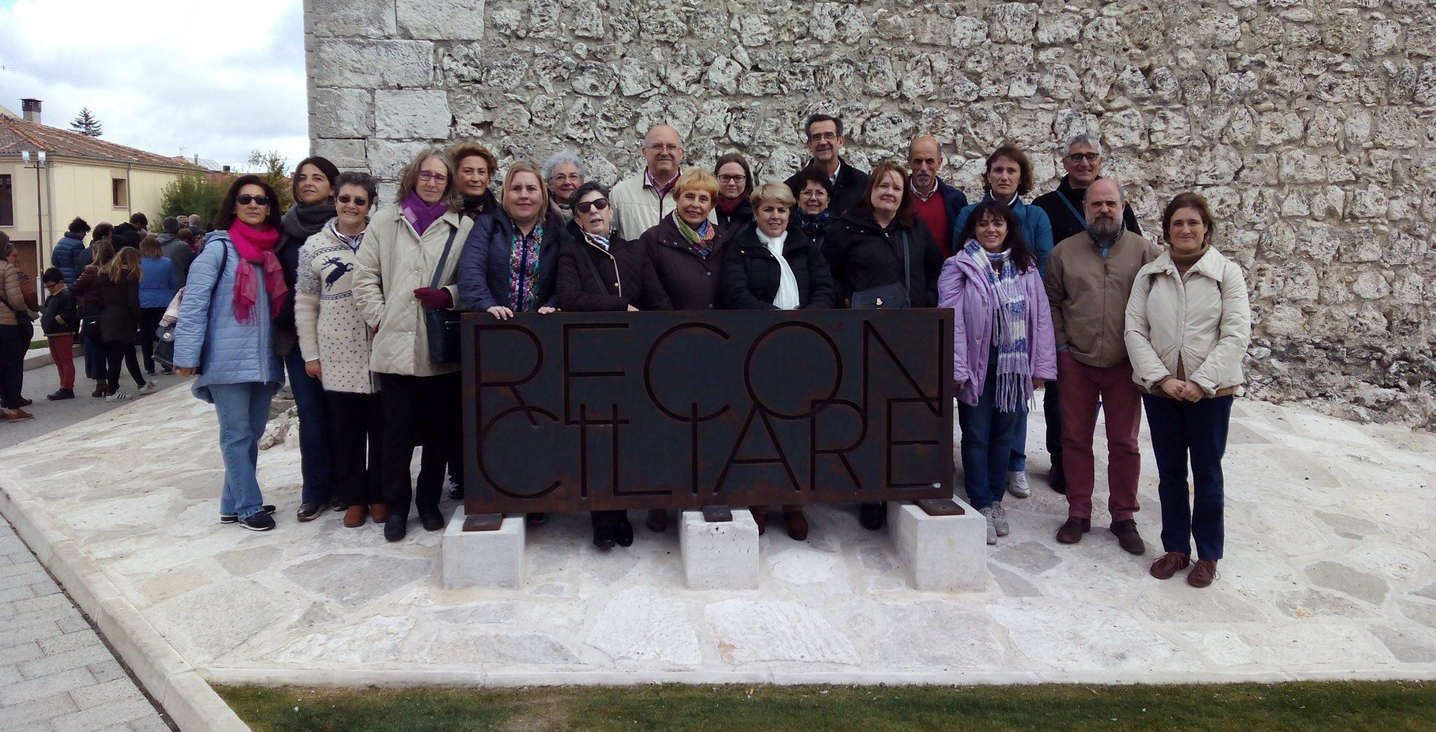 Visita Nártex a Las Edades del Hombre: Reconciliare