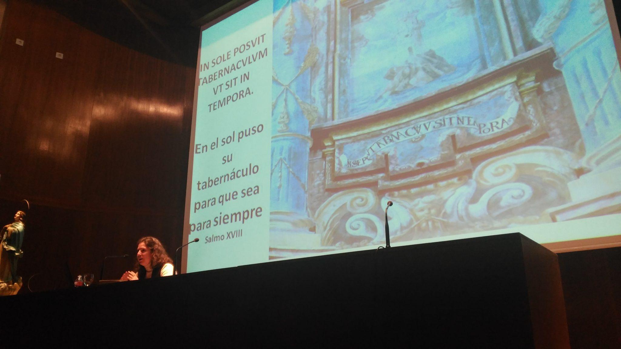 Nártex en Alcalá de Henares: conferencia sobre la capilla de las Santas Formas