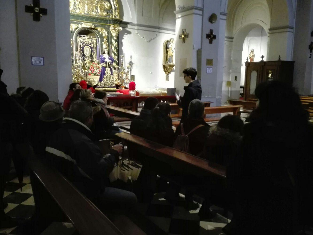 Madrid paso a paso: comprender y vivir la Pasión, Muerte y Resurrección de Cristo